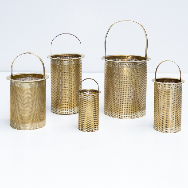 Heating Oil Brass Replacement Basket