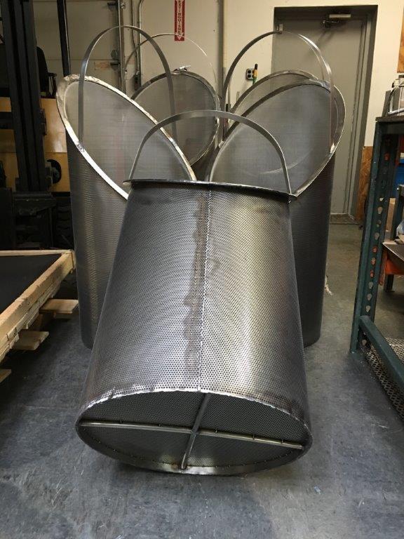 Replacement Strainer Baskets Screens Filter Bag Baskets